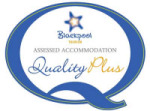 Blackpool council grading certification Quality Plus